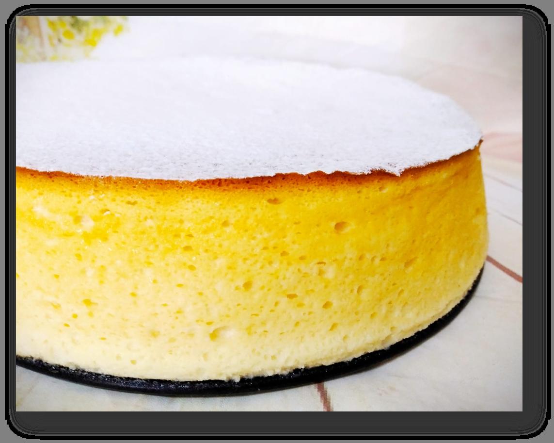 עוגת גבינה אפויה גבוהה – מתכון לעוגת גבינה אפויה