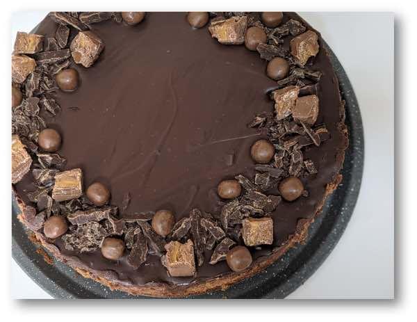 עוגת יום הולדת למבוגרים