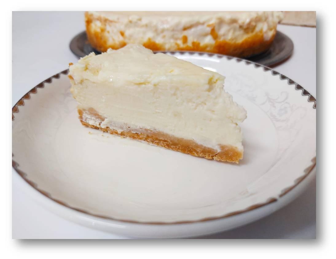 עוגת גבינה בחושה ב10 דקות