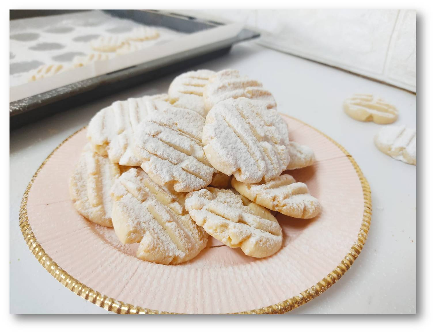 עוגיות חמאה מעוצבות